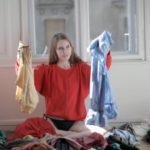 洗濯して縮んだ服を元に戻す方法!綿100には柔軟剤とコンディショナー
