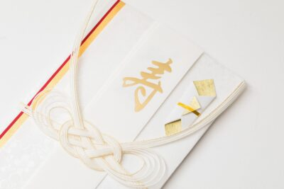 ご祝儀袋に書くときの書き方は?