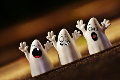 夜中につくのは幽霊?スタンバイモードをチェック