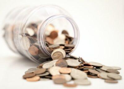 大量の小銭を貯金を両替ってできる?