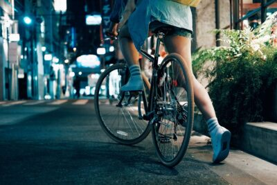徒歩と自転車でカロリー消費はどれくらい違う?