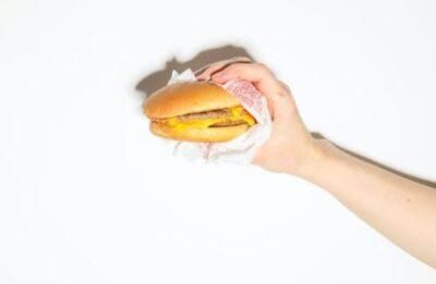 マックハンバーガーの温め方