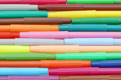 水性ペンでプロッキーが人気の理由