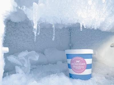 余った生クリームの保存方法、冷凍できる?