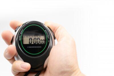 縄跳び1000回するのに時間は何分かかる?