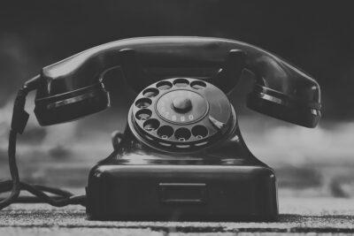 固定電話の非通知設定を解除する方法